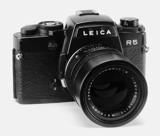 Leica R5 no. 1723130