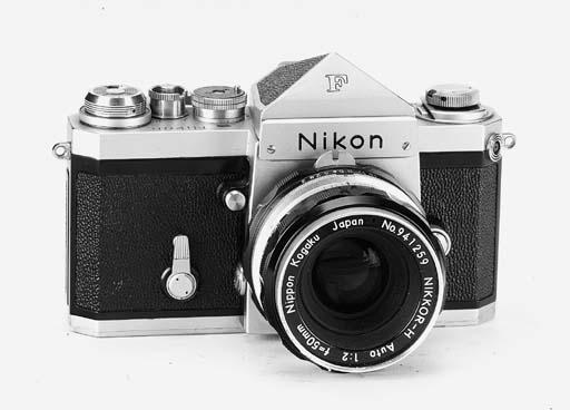 Nikon F no. 733069