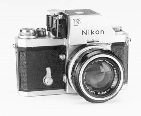 Nikon F Photomic FTN no. 70129