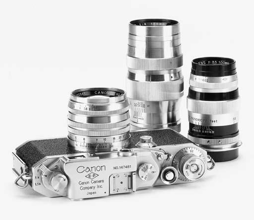 Canon IIF no. 147148