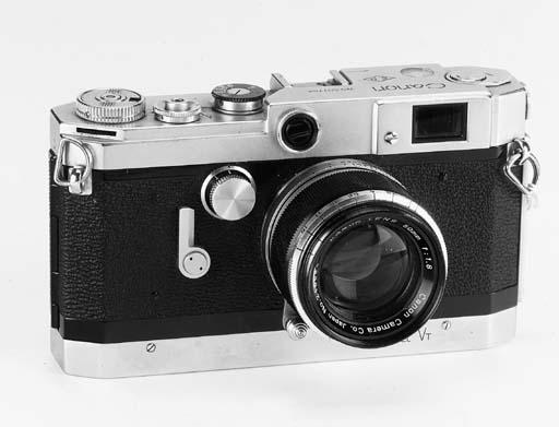 Canon VT no. 507762