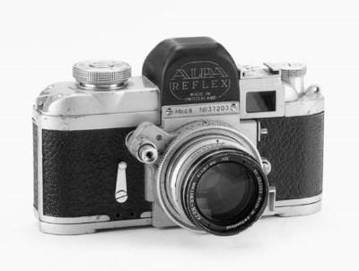 Alpa Reflex model 8 no. 37203