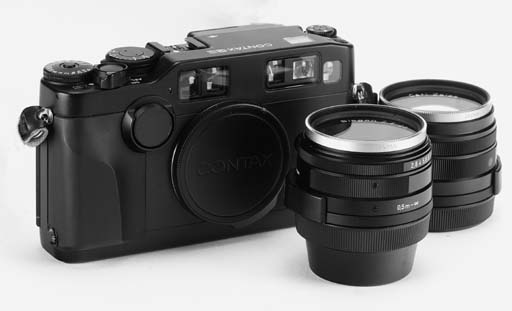 Contax G2 outfit