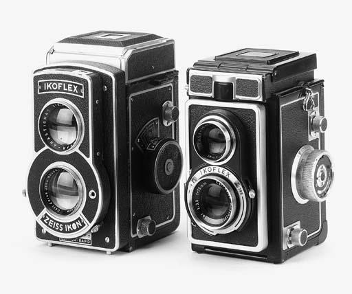 Ikoflex cameras