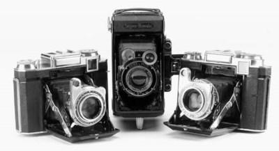 Super Ikonta cameras