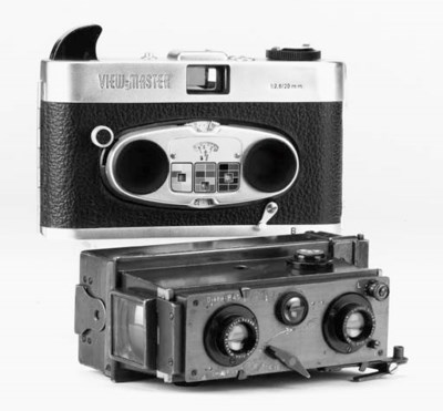 View-Master stereo-camera no.