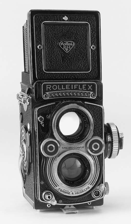 Rolleiflex 3.5F no. 2289666