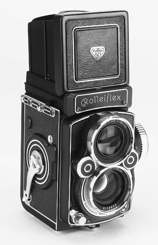 Rolleiflex Jersey limited edit