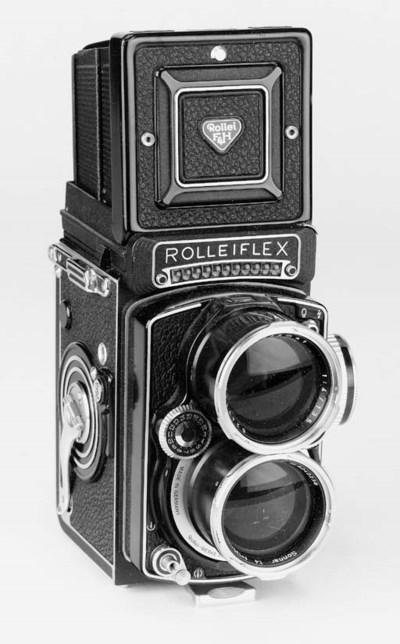 Tele-Rolleiflex II no. S230761