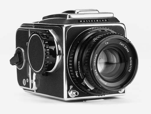 Hasselblad 500C/M no. RS124192