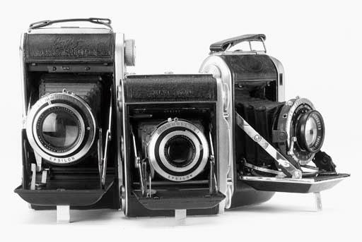 Ensign cameras
