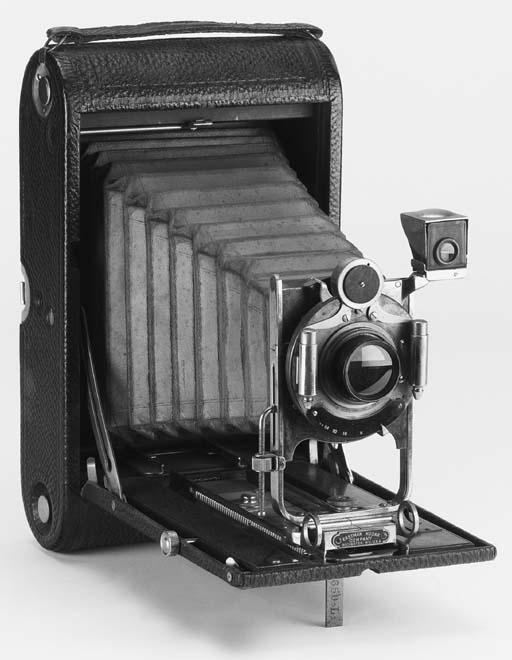 Folding Kodak No. 4a