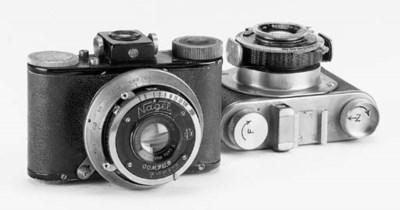 Pupille camera