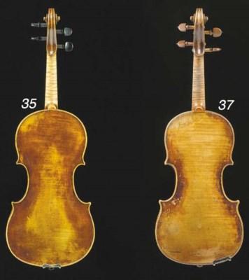 A good Mittenwald violin by Ma
