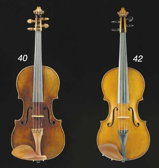 A Viennese violin by Martin St
