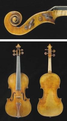 A fine Neapolitan violin by Ni