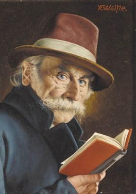 Franz Xavier Wolfe (1887-1972)