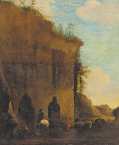 Circle of Nicolaes Bercham (16