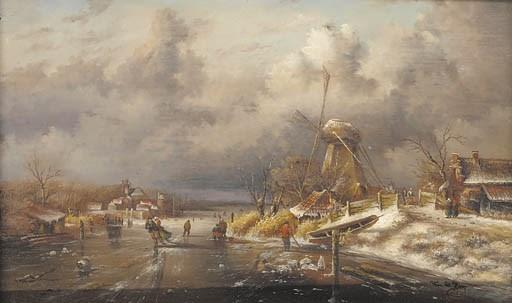 Van de Hoog, 19th Century