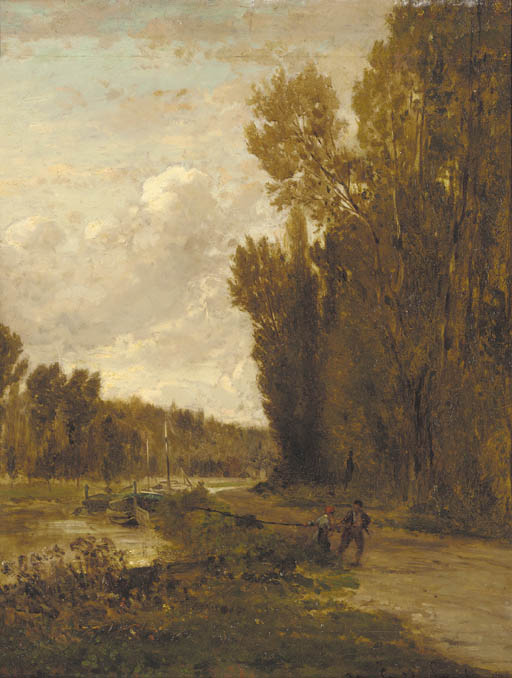 Attributed to Emile Lambinet (