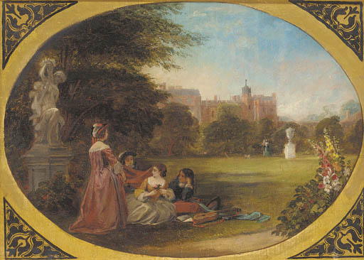Attributed to James Digman Win