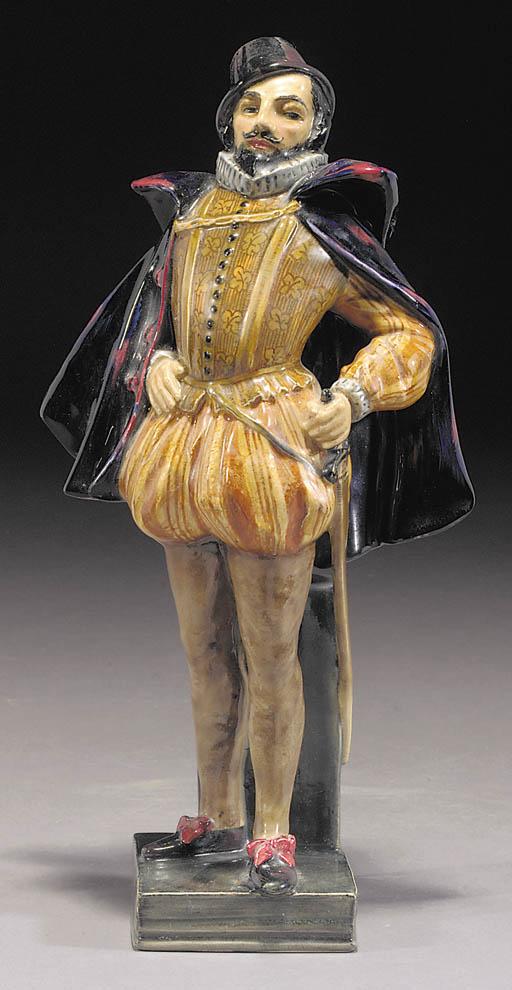 'Sir Walter Raleigh' H.N. 1751