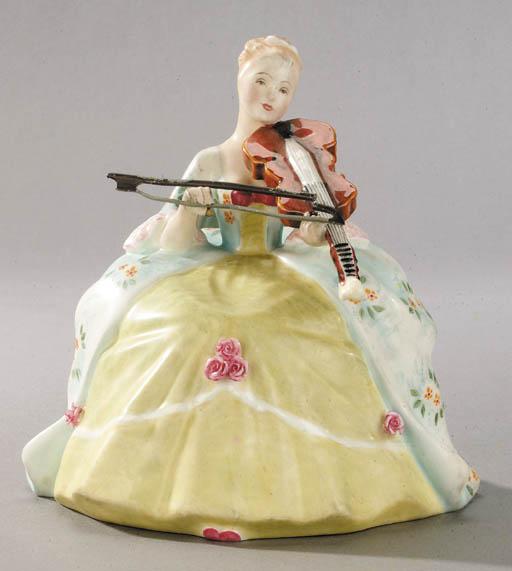 'Viola D'Amore' H.N. 2797 and