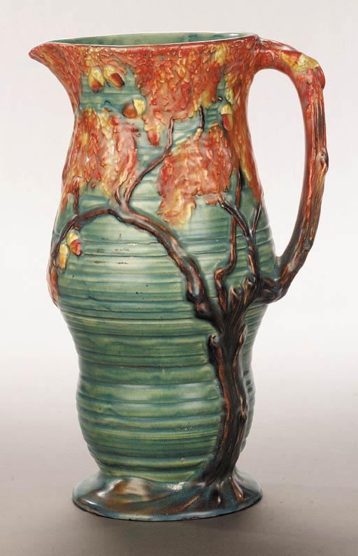 A Carlton Ware large jug