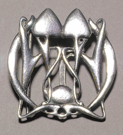 A Liberty and Co Cymric silver