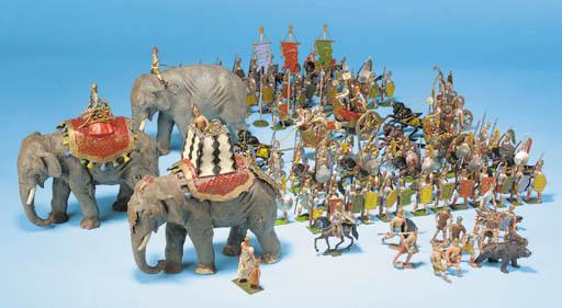 Heyde Triumph of Germanicus