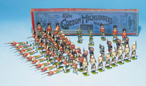 Britains early Scottish Troops