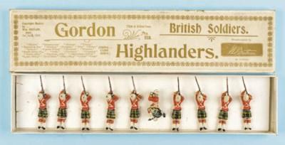 Britains Set 118 Gordon Highla