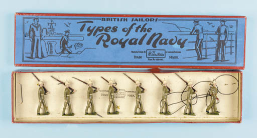 Britains rare Set 1620 Royal M