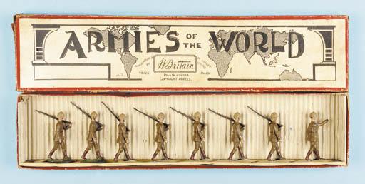 Britains rare Set 1837 Argenti