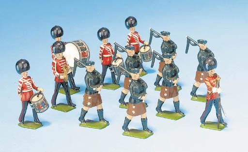Britains Set 2096 Drum and Pip