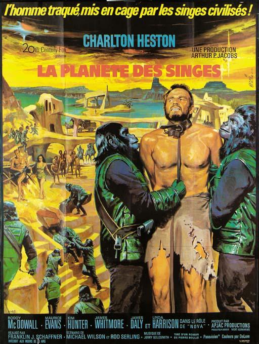Planet Of The Apes/La Planète