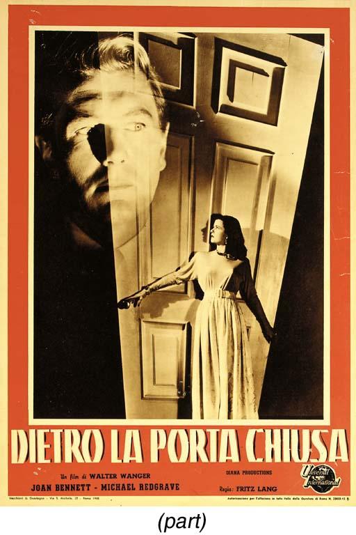 Fritz Lang/Various Titles 1940s-1950s
