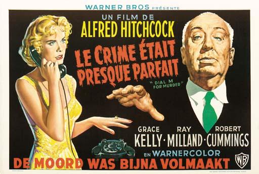 Dial M For Murder/Le Crime Eta