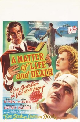 A Matter Of Life And Death/Une