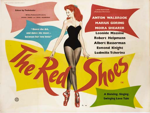 The Red Shoes, 1948