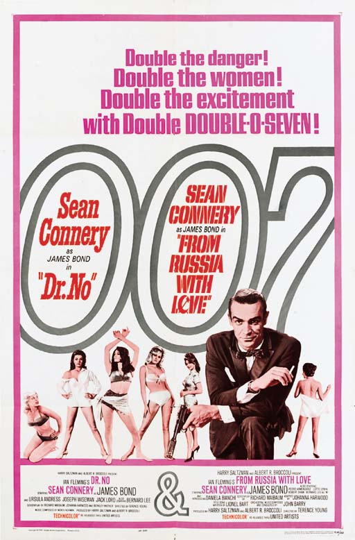 Dr. No/From Russia With Love