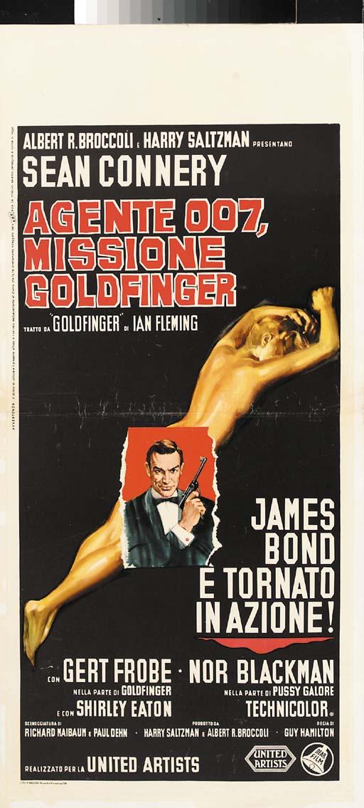 Goldfinger/Agente 007 Missione