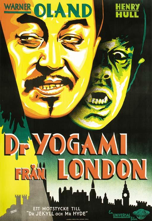 Werewolf Of London/Dr Yogami F