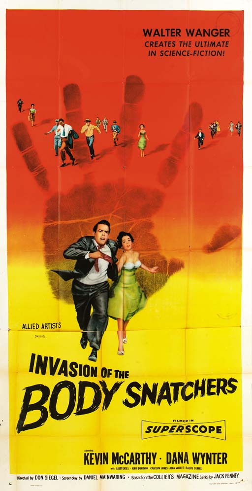 The Invasion Of The Body Snatc