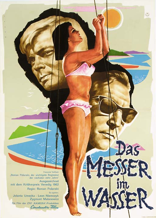 Knife In The Water/Das Messer