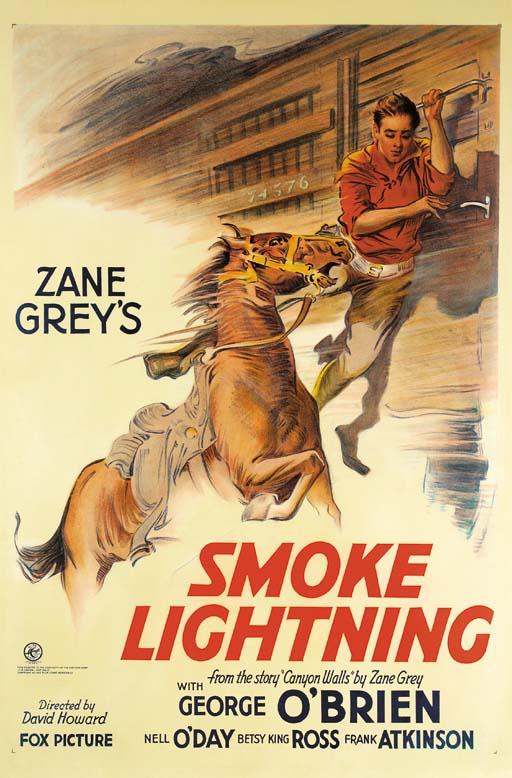 Smoke Lightning