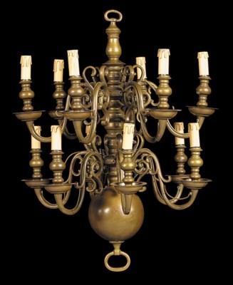 A Northern European brass twel