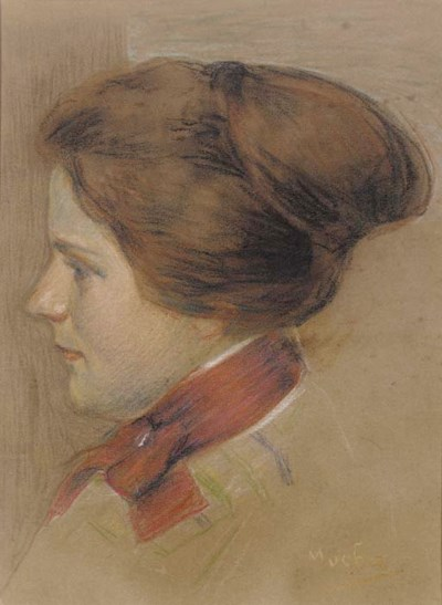Alphonse Maria Mucha (Czechosl