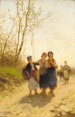Luigi Steffani (Italian, 1828-