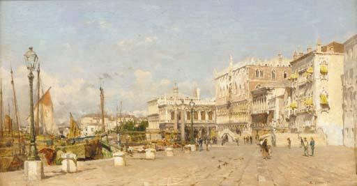 Eugenio Gignous (Italian, 1850